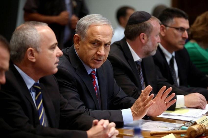الكابينت: لا مفاوضات مع حكومة وحدة دون نزع سلاح حماس