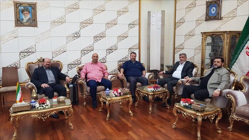 هل عادت العلاقة بين حماس وإيران لسابق عهدها ؟