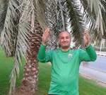وفاة كبير مشجعي الوحدات ''أبو غضب'' بنوبة قلبية