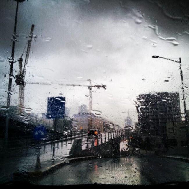 انخفاض ملموس على الحرارة وتوقعات بهطل الأمطار