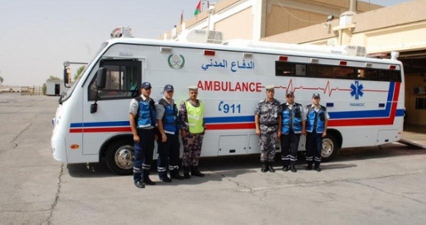 دفاع مدني المطارات تحتفل بتخريج دورة في علوم الدفاع المدني السبيل