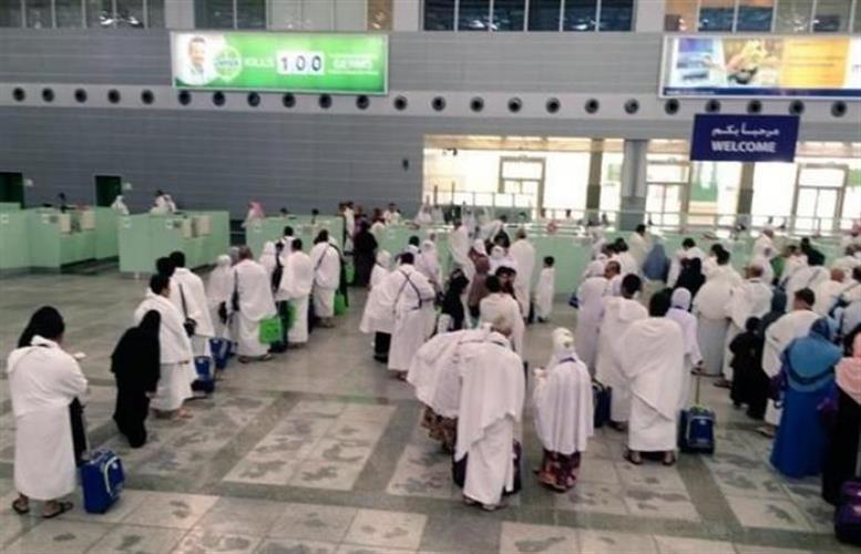 وفاة 28 حاجا ضمن 570 ألف حاج وصلوا للسعودية