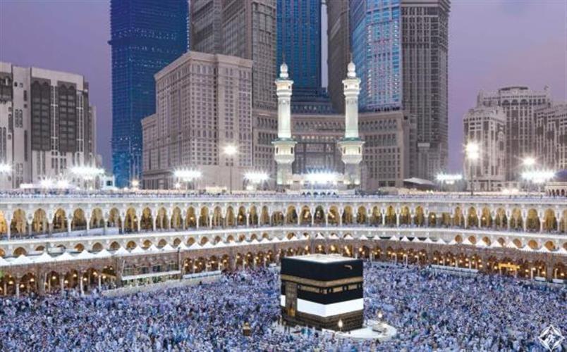 السعودية تعلن وصول أكثر من نصف مليون حاج