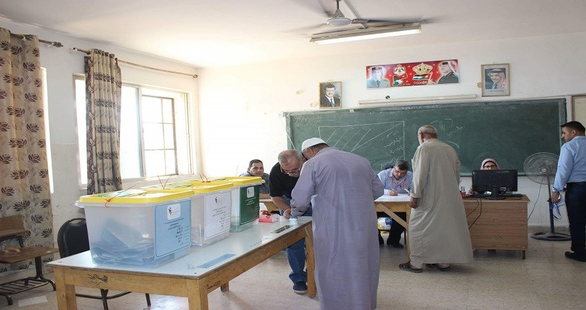 النتائج الأولوية لانتخابات البلديات واللامركزية