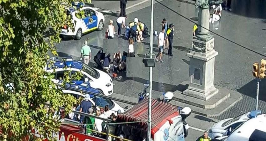 رئيس إقليم كتالونيا: مقتل 12 وإصابة 80 في هجوم برشلونة