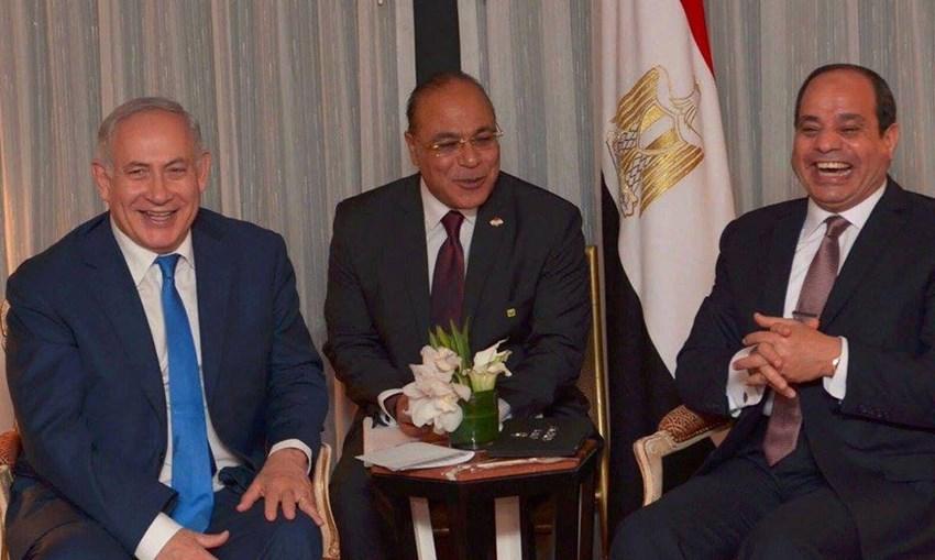 قمة اردنية مصرية فلسطينية اسرائيلية بشرم الشيخ