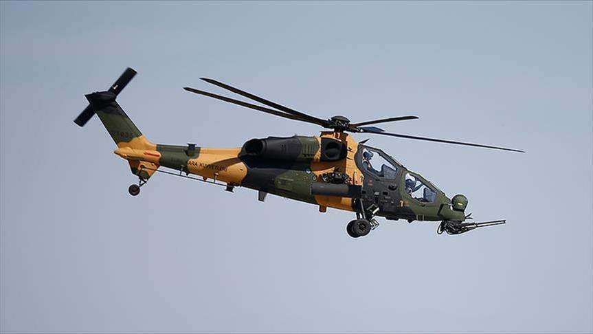 باكستان تشتري 30 مروحية حربية من تركيا